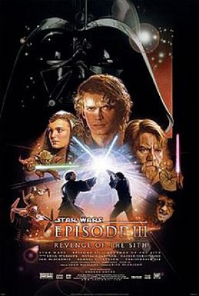 George Lucas Star Wars Episode III: Revenge of the Sith